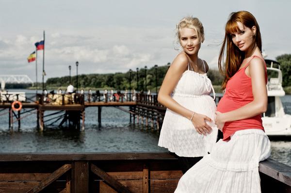 Выкройки блузок для беременных